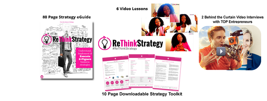 ReThink Strategy eGuide